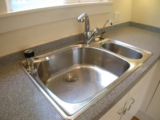24-Kitchen Stainless Sink